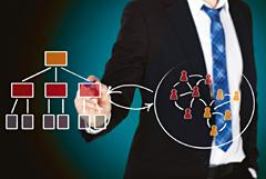 Erfolgreiches Matching: Durch Aufbereitung der Positionsanforderungen und Kandidatenprofilen führen wir Bewerber und Unternehmen effizient zusammmen